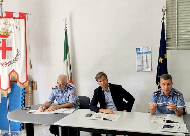 Mantova PoliziaLocale Incidentalità2019