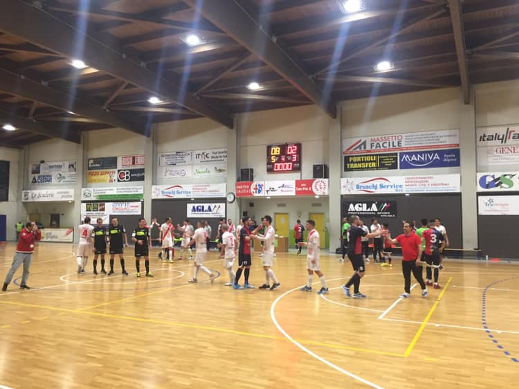 partita playoff1 Mantova-Sestu