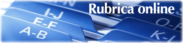 RubricaOnline1