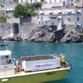 Ambiente, partito il progetto #iloveamalficoast per tutelare il mare della Costiera Amalfitana