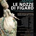 'Le Nozze di Figaro' di Mozart, nuova impresa del Campiani. Domenica 28 aprile al Teatro Sociale
