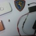 Cerca di superare l'esame della patente con microcamera e auricolari: scoperto e denunciato 27enne