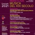 'Mantova Musica del XXI Secolo', venerdì nel Chiostro del 'Campiani' il primo concerto della rasseg...