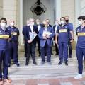 Volley. L'Italia 'made in Mantova' Campione d'Europa
