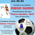 Villimpenta, venerdì 18 giugno Diego Guido presenta il libro 'Paolo Maldini 1041'