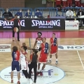 Basket A2, la Staff torna alla vittoria contro Biella