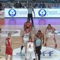 Basket A2, la Staff batte Pistoia con una tripla di Maspero allo scadere dell'overtime