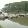 Completamento ponticello sul canale Degana - Loiolone, da lunedì interrotta la Sp 57 a Marcaria