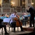 MantovaMusica. Concerto finale dei corsi di perfezionamento con Apogeo String Orchestra. Al Bibiena ...