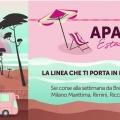 Con APAM Estate la Riviera è più vicina
