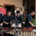 Percussioni al Bibiena con l'ensemble Tempi Moderni