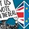 La Brexit è dietro l'angolo, ma c'è il sole e il lavoro non manca